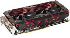 Видеокарта AMD (ATI) Radeon RX 580 PowerColor Red Devil PCI-E 8192Mb (8GBD5-3DH/OC)