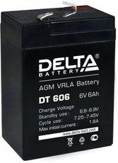 Аккумуляторная батарея Delta DT606