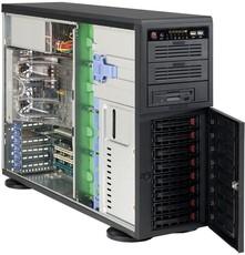 Серверный корпус SuperMicro CSE-743TQ-865B