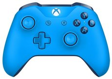 Геймпад Microsoft Xbox One Wireless Controller Light Blue (WL3-00020)