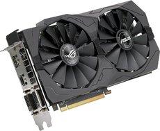 Видеокарта AMD (ATI) Radeon RX 570 ASUS PCI-E 4096Mb (ROG-STRIX-RX570-4G-GAMING)