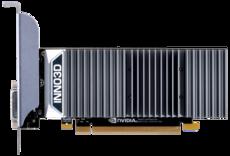 Видеокарта nVidia GeForce GT1030 Inno3D PCI-E 2048Mb (N1030-1SDV-E5BL)