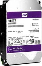 Жесткий диск 10Tb SATA-III Western Digital Purple (WD100PURZ)