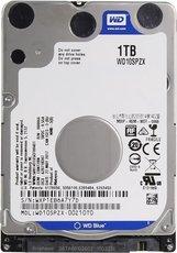 Жесткий диск 1Tb SATA-III Western Digital Blue (WD10SPZX)