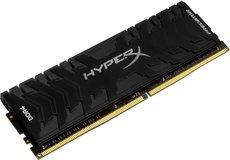 Оперативная память 16Gb DDR4 2400MHz Kingston HyperX Predator (HX424C12PB3/16)
