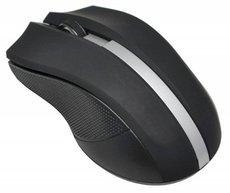 Мышь Oklick 615MW Black/Silver