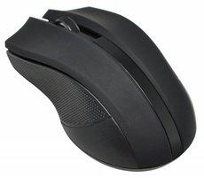 Мышь Oklick 615MW Black/Black