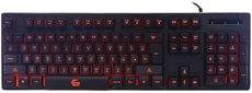 Клавиатура Gembird KB-G400L Black