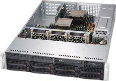 Серверный корпус SuperMicro CSE-825TQC-R740WB