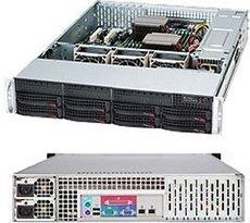 Серверный корпус SuperMicro CSE-825TQC-R1K03LPB