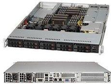Серверный корпус SuperMicro CSE-116AC2-R706WB