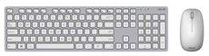 Клавиатура + мышь ASUS W5000 White