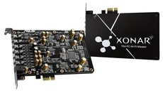 Звуковая карта ASUS Xonar AE PCI-E RTL