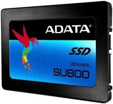 Твердотельный накопитель 1Tb SSD ADATA SU800 (ASU800SS-1TT-C)