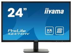 Монитор Iiyama 24' ProLite X2474HV-B1