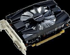 Видеокарта nVidia GeForce GTX1060 Inno3D Compact 2 PCI-E 6144Mb (N1060-6DDN-N5GM)