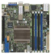 Серверная плата SuperMicro X10SDV-12C-TLN4F-O