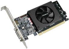 Видеокарта nVidia GeForce GT710 Gigabyte PCI-E 2048Mb (GV-N710D5-2GL)