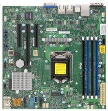 Серверная плата SuperMicro X11SSL-O