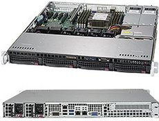 Серверная платформа SuperMicro SYS-5019P-MTR