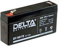 Аккумуляторная батарея Delta DT6015