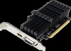 Видеокарта nVidia GeForce GT710 Gigabyte PCI-E 2048Mb (GV-N710D5SL-2GL)