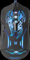 Мышь Defender Bionic GM-250L Black (52250)