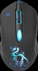 Мышь Defender Sky Dragon GM-090L Black (52090)