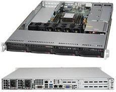 Серверная платформа SuperMicro SYS-5019P-WTR