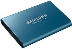 Твердотельный накопитель 250Gb SSD Samsung T5 (MU-PA250B)