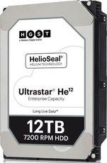 Жесткий диск 12Tb SATA-III HGST (Hitachi) Ultrastar He12 (0F30146)