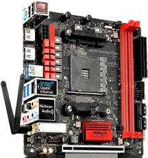 Материнская плата ASRock Fatal1ty AB350 Gaming-ITX/ac