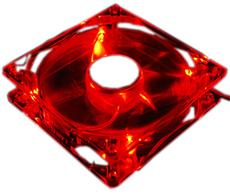 Вентилятор для корпуса Zalman ZM-F2RL Red
