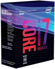 Процессор Intel Core i7 - 8700K BOX (без кулера)