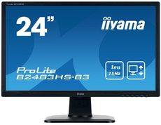 Монитор Iiyama 24' ProLite B2483HS-B3