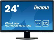 Монитор Iiyama 24' ProLite X2483HSU-B3