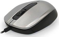 Мышь CBR CM-117 Silver