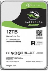 Жесткий диск 12Tb SATA-III Seagate Barracuda Pro (ST12000DM0007)