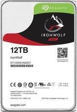 Жесткий диск 12Tb SATA-III Seagate IronWolf (ST12000VN0007)