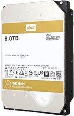 Жесткий диск 8Tb SATA-III Western Digital Gold (WD8003FRYZ)