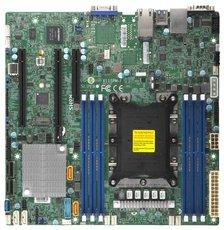 Серверная плата SuperMicro X11SPM-F-O
