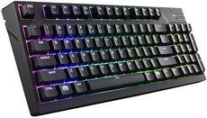 Клавиатура Cooler Master MasterKeys Pro M RGB (Cherry MX Red) (SGK-6040-KKCR1-RU)