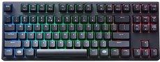 Клавиатура Cooler Master MasterKeys Pro S RGB (Cherry MX Red) (SGK-6030-KKCR1-RU)