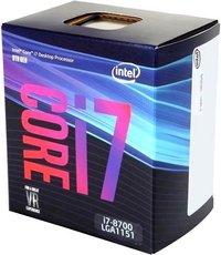 Процессор Intel Core i7 - 8700 BOX