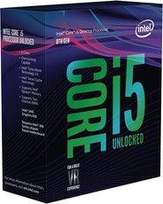 Процессор Intel Core i5 - 8600K BOX (без кулера)