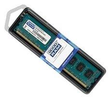 Оперативная память 4Gb DDR-III 1333MHz GOODRAM (GR1333D364L9S/4G)