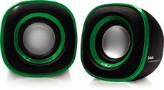 Колонки BBK CA-301S Black/Green