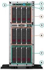 Дисковая корзина HP 874567-B21