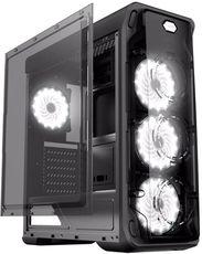 Корпус GameMax StarLight Black/White