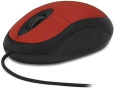 Мышь CBR CM-102 Red